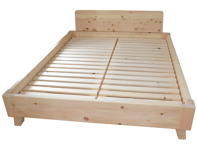 Zirbenholzbetten und Zirbenholzschlafzimmer vom Holz Sigi