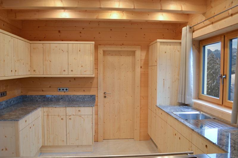Massivholzküche Stephan2