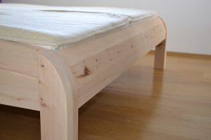 Schlafzimmer Schwanensee Detail