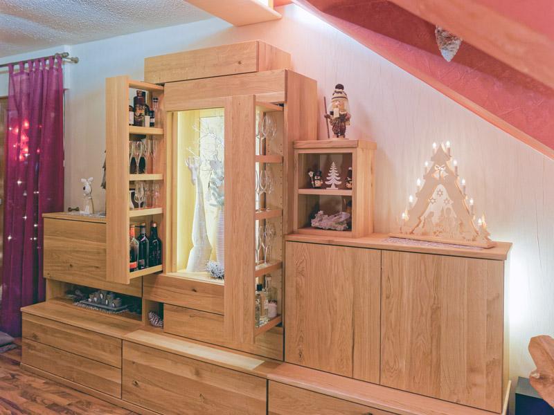 Massivholzwohnzimmer Lenk3